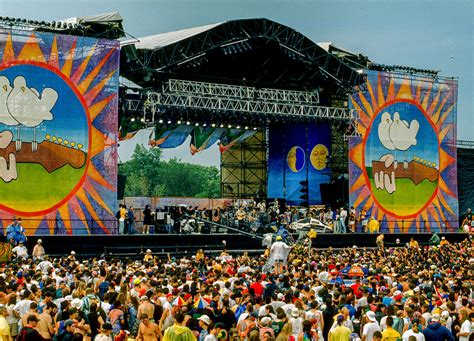 Woodstock 50th anniversary festival to take place in