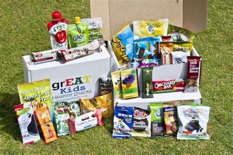 GREAT Kids Snack Box | Find Subscription Boxes