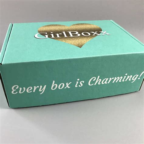 GirlBoxx | Subscription boxes for girls, Subscription