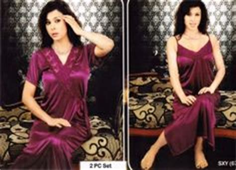 1000+ images about Nighties, satin, silk, lycra gowns