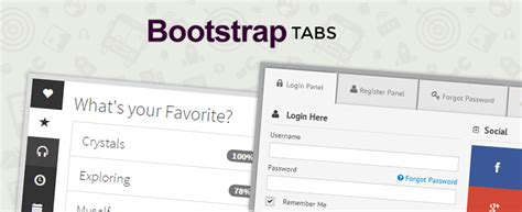 Best & Ease Bootstrap Tabs [Current Year] | FormGet