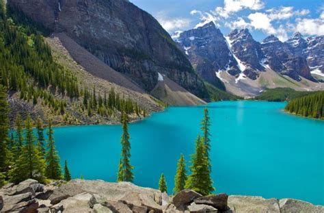 Vancouver to Lake Louise
