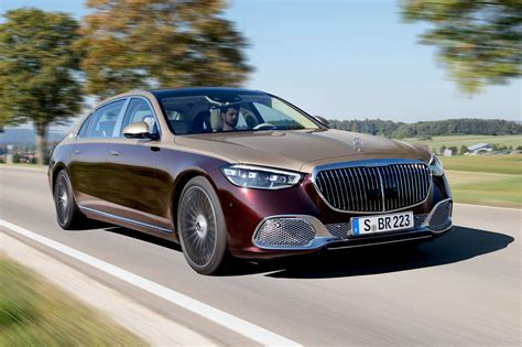 New 2021 Mercedes-Maybach S-Class revealed as ultra-luxury