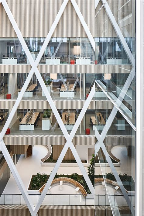 2020: New HQ Canon Production Printing Venlo by M+R on Behance