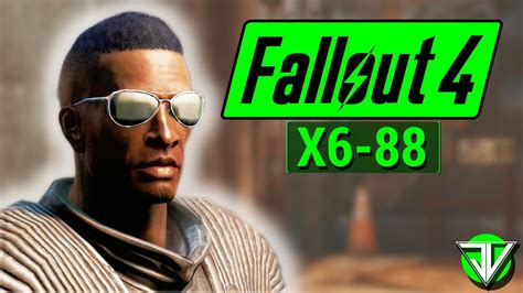 FALLOUT 4: X6-88 Courser COMPANION Guide! (Everything You