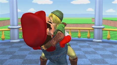 Mario snogs Link in John Oliver's take on Tomodachi Life