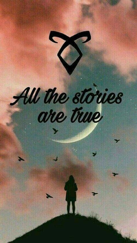 All the stories are true   Shadowhunters, Shadowhunters