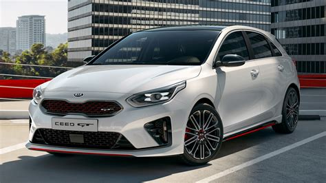 2018 Kia Ceed GT - Wallpapers and HD Images | Car Pixel