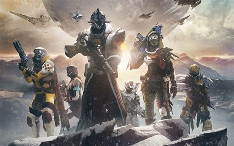 Destiny The Collection 2017 Wallpapers | HD Wallpapers